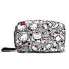 murmur旅行收納三摺盥洗包Hello Kitty 漫畫