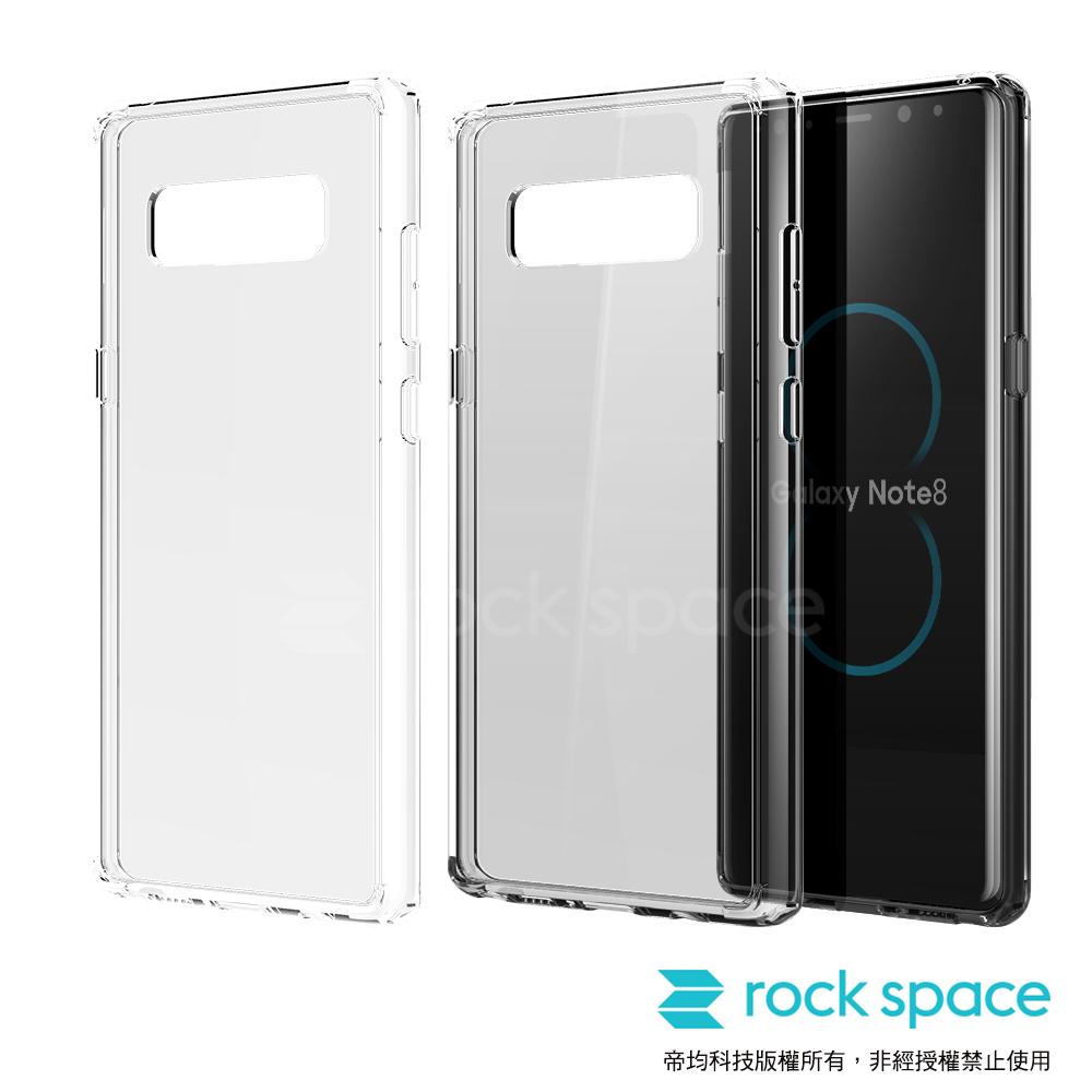 【rock space】 Samsung Galaxy Note8 初系列手機保護殼