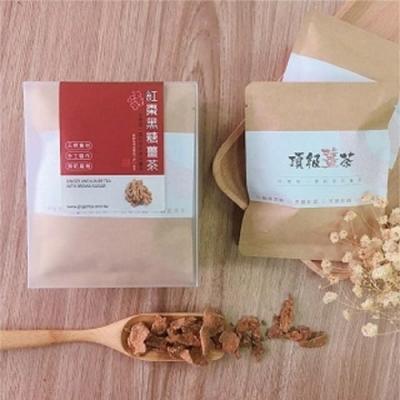 暖暖純手作-黑糖紅棗原片薑茶(4入/盒)