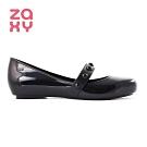 ZAXY NEW POP II系列 點點淑女鞋-黑