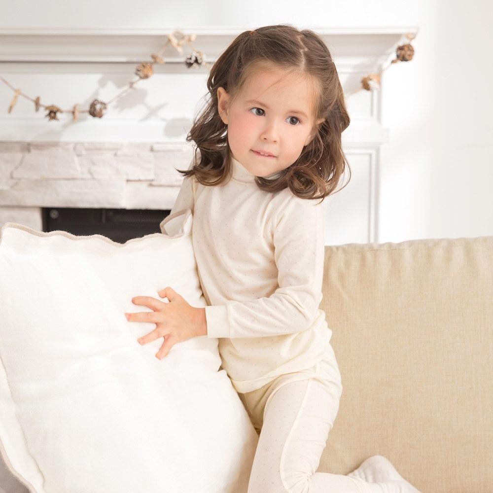 奇哥 功能布長褲-美膚保暖纖維 6-10歲 (2色選擇)