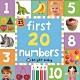 First 20 Numbers 請從1數到20硬頁翻翻操作書(英國版) product thumbnail 1