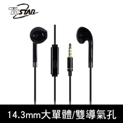 TCSTAR 首選經典非耳塞式耳機麥克風 TCE6150