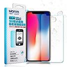 MONIA iPhone Xs / X 5.8吋 日本頂級疏水疏油9H鋼化玻璃膜