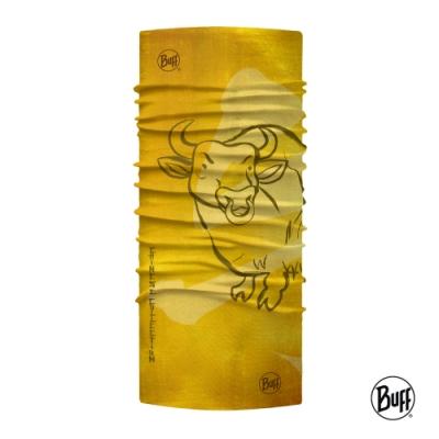 【西班牙BUFF】經典頭巾 Plus-生肖系列_牛年