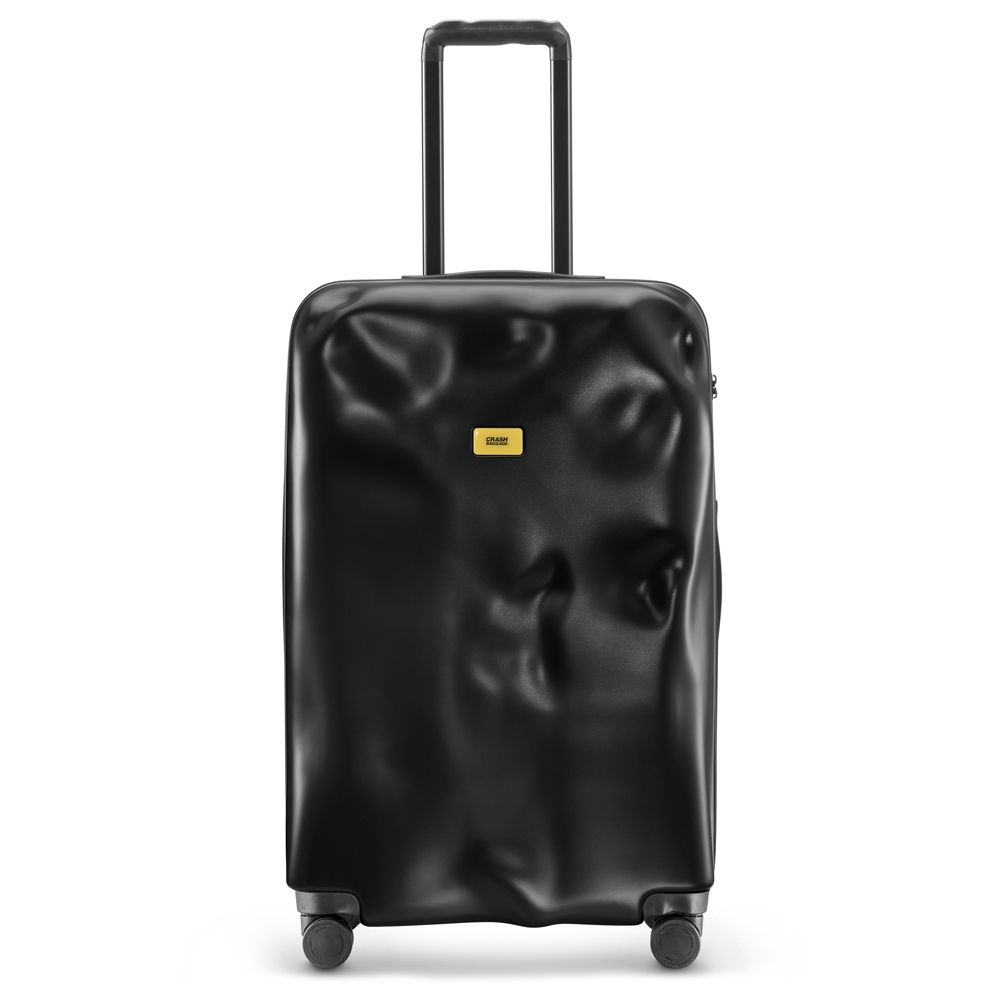 【Crash Baggage】New Icon拉鍊款29吋酷黑防撞行李箱