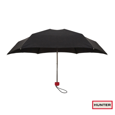 HUNTER - 配件-迷你摺疊傘 - 黑