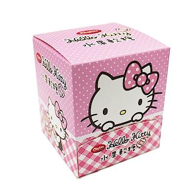 巧趣多 Hello Kitty 綜合水果軟糖塊-方正啊(56g)