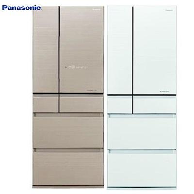 Panasonic國際牌 500L 1級變頻6門電冰箱 NR-F554HX