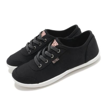 Skechers 休閒鞋 Bobs B Cute 復古 女鞋 避震 緩衝 記憶型泡棉鞋墊 健走 黑 白 113175BLK