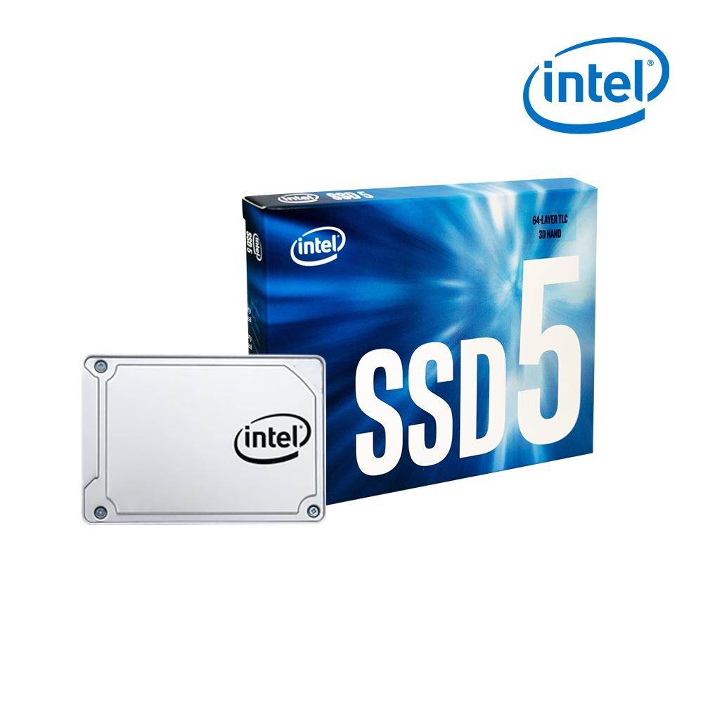 Intel E5100S系列 256GB 2.5吋 SATA SSD固態硬碟(SSDSC2KR256G8X1)