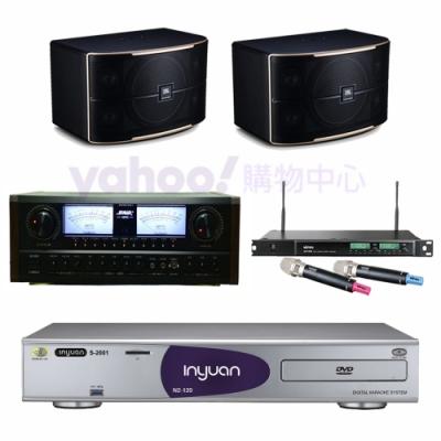 音圓 S-2001 N2-120+Sugar A-600+ACT-589+Pasion 10(伴唱機4TB+卡拉OK套組)