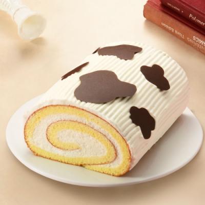 亞尼克蛋糕 北海道哞哞捲6吋