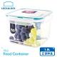 樂扣樂扣P&Q系列色彩繽紛PP保鮮盒-正方形1.5L(海洋藍)(8H) product thumbnail 1