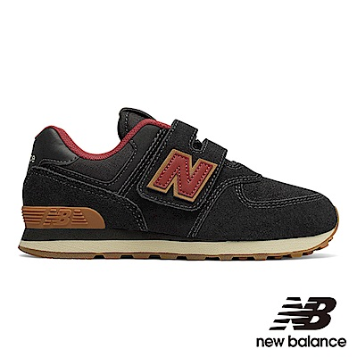 New Balance 童鞋 YV574TT-W  黑