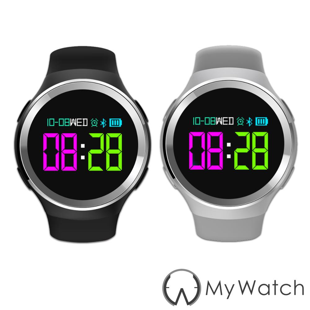 My Watch 運動管家藍牙智慧手環(計步/LINE提醒) MY12