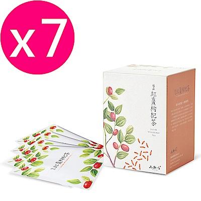 品御方  紅棗枸杞茶10入x7盒