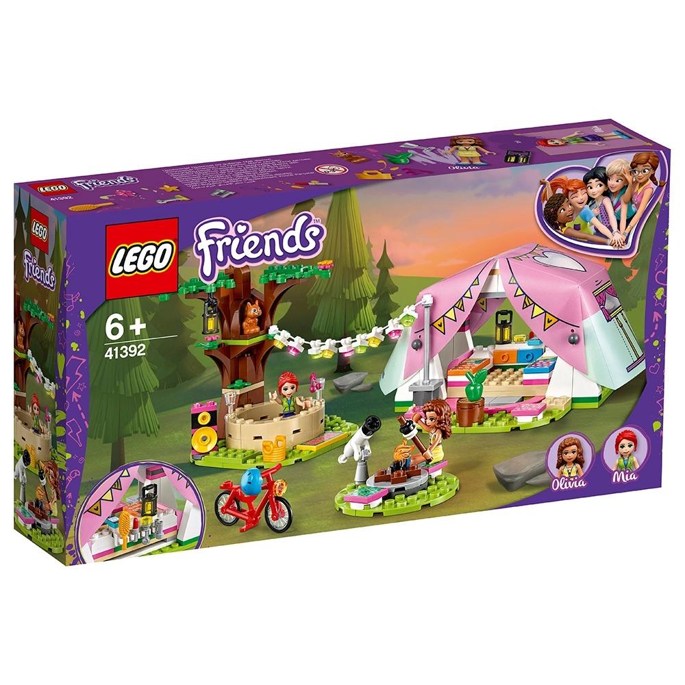 樂高LEGO Friends系列 - LT41392 大自然豪華露營