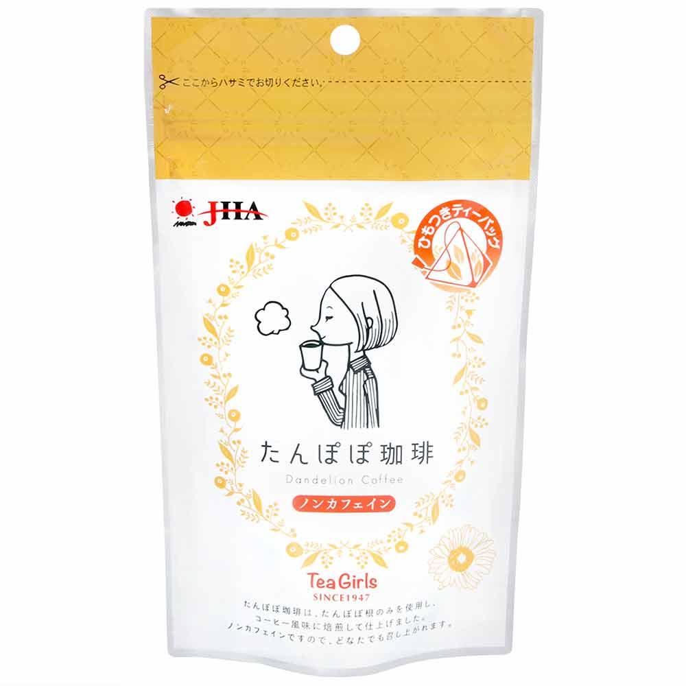 Zenyakuno Tea girls 蒲公英茶包(12g)