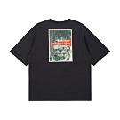 OT鬼塚虎-中性短袖上衣 2183A279-002(黑)