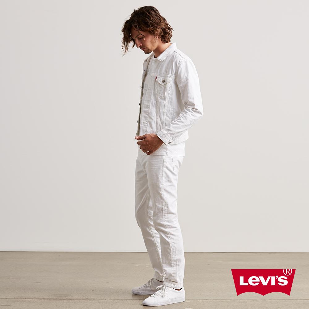 LevisXouterknown男款 511 低腰修身窄管牛仔褲 棉化寒麻