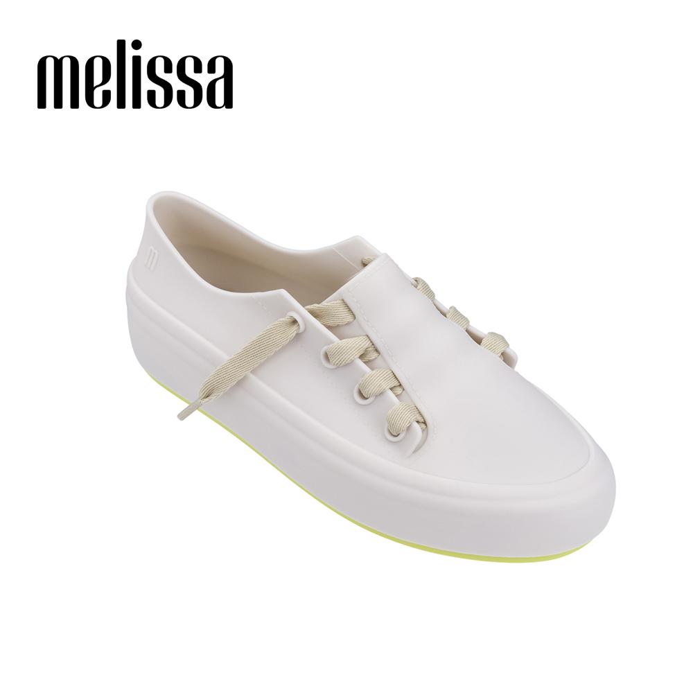 Melissa 親子系列 平底休閒鞋-白色