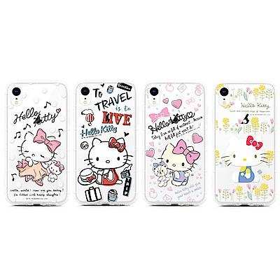 GARMMA Hello Kitty iPhone XR 防摔保護軟殼