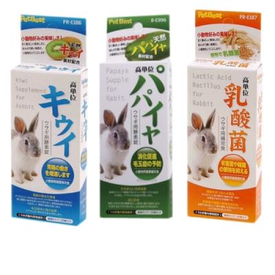 PetBest - 小動物專用營養保健食品-三種口味可挑-六盒組