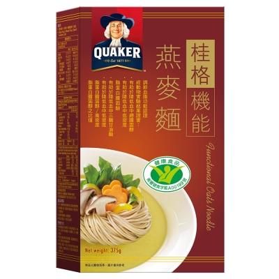 桂格 機能燕麥麵(75gx5入)