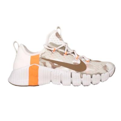 NIKE FREE METCON 3 男運動鞋-訓練 慢跑 CJ0861028 米白棕橘