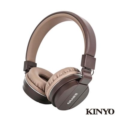 KINYO頭戴立體聲耳麥IPEM7023