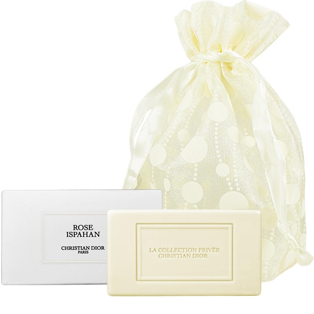 Dior迪奧 高級訂製香氛皂精巧版(50g)旅行袋組