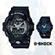 CASIO卡西歐 G-SHOCK金屬光澤感雙顯錶(GA-710) product thumbnail 1