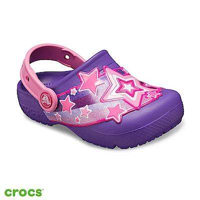 Crocs 卡駱馳 (童鞋) 趣味學院銀河流星小克駱格 205950-518