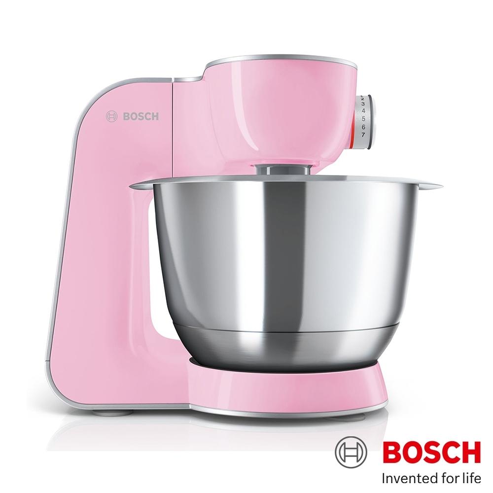 Bosch 精湛萬用廚師機 MUM58K20TW 櫻花粉