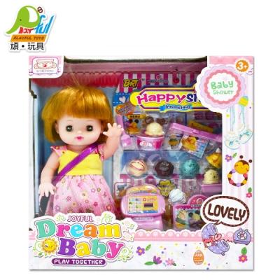 Playful Toys 頑玩具 音樂娃娃+冰淇淋