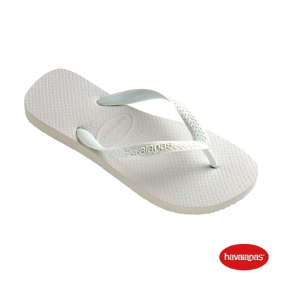 Havaianas哈瓦仕 拖鞋 夾腳拖 人字拖  巴西 男鞋 女鞋 白 4000029-0001U Top