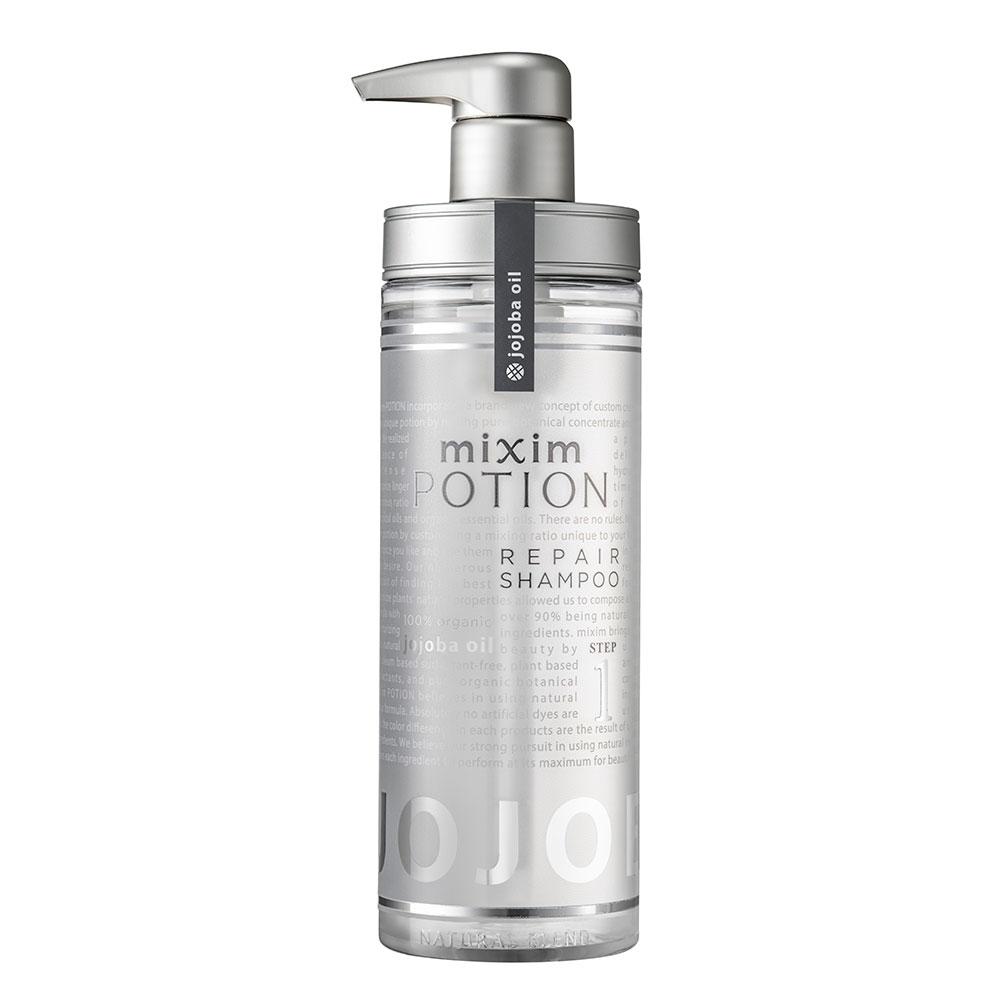日本mixim potion精油修護洗髮精1.0 (440ml)