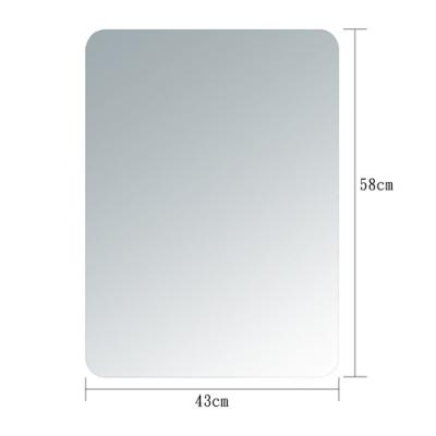 【愛麗絲仙鏡】魔鏡系列-58x43cm 圓角方鏡(明鏡)