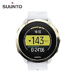 SUUNTO 3 Fitness 保持健康與活力生活的體適能運動腕錶 (香檳金)