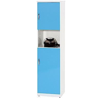 綠活居 阿爾斯環保1.4尺塑鋼二門高鞋櫃(12色)-42.5x37x180cm免組