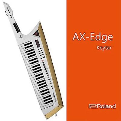 【ROLAND樂蘭】AX-Edge49★鍵肩背式合成器鍵盤★白色 公司貨保固