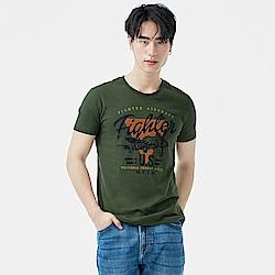 101原創 短袖T恤-戰鬥者