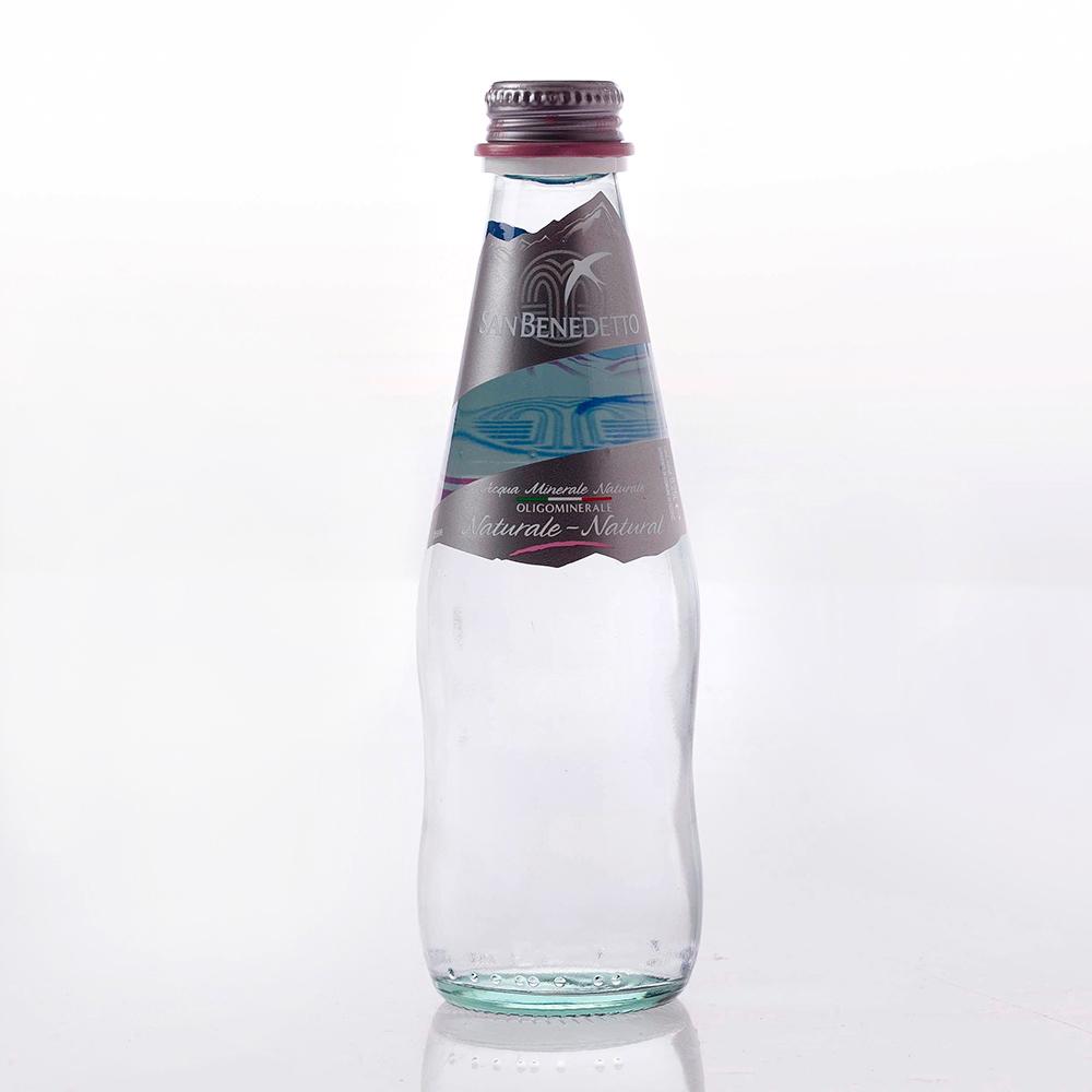 San Benedetto聖碧濤 義大利天然礦泉水玻璃瓶(250mlx24入)