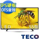 [無卡分期-12期]TECO東元 55吋 LED液晶顯示器+視訊盒 TL55A1TRE