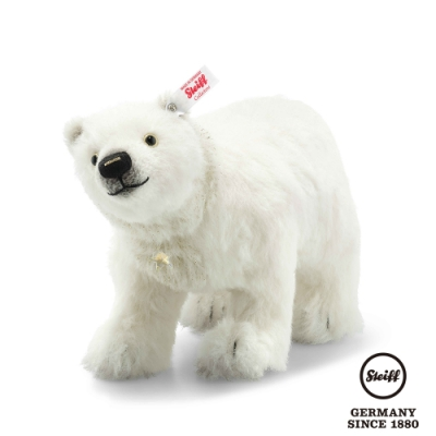STEIFF德國金耳釦泰迪熊   Winter Polar Bear 北極熊 (限量版)