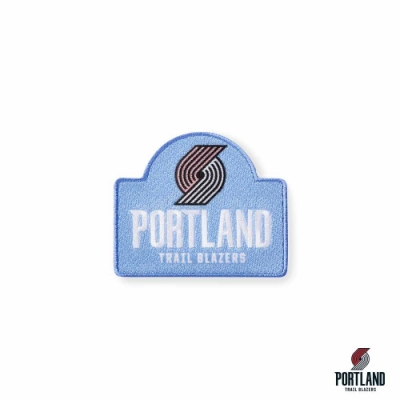 NBA Store X CiPU聯名刺繡貼 拓荒者隊