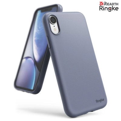 【Ringke】Rearth iPhone XR [Air-S] 纖薄吸震軟質手機殼