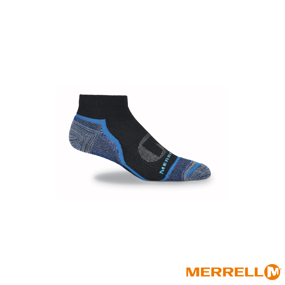 MERRELL 多功能運動襪-黑(MF0117L00201)