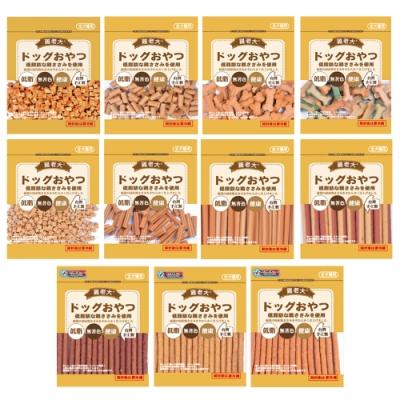 雞老大 《CHP/CHS》系列雞肉零食 260-435g〈超值包〉(4包組)